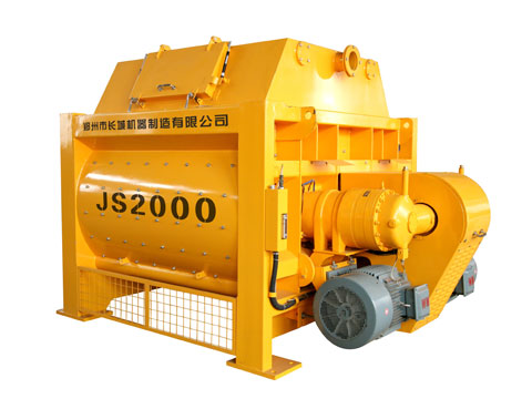 js2000型搅拌机-2方