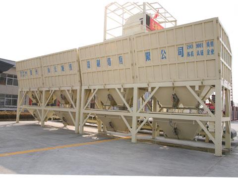 PLD4800骨料混凝土配料机