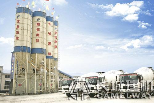 日产2000方混凝土搅拌站设备型号及报价单
