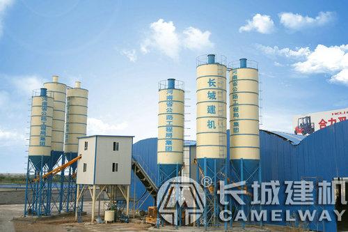 年生产200万立方米的混凝土搅拌站投资多少钱