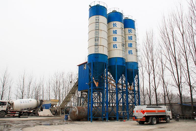 建一个1方混凝土搅拌站的配置