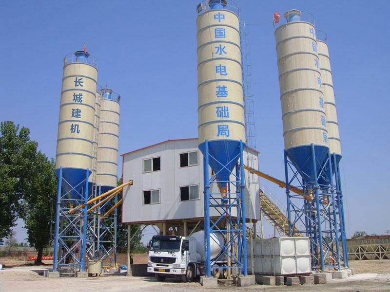 hzs120混凝土搅拌站设备每年的利润